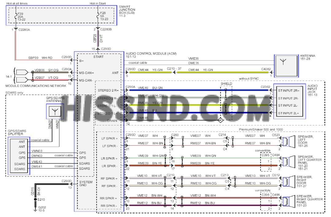 2003 Mustang Stereo Wiring Diagram Wiring Diagram Local B Local B Maceratadoc It