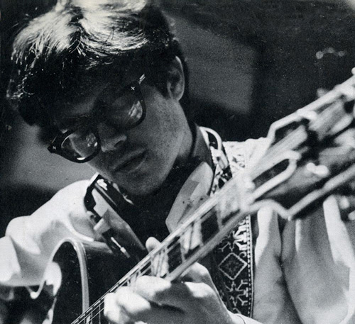 Image result for larry coryell 1974