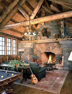 Log Cabin Amor