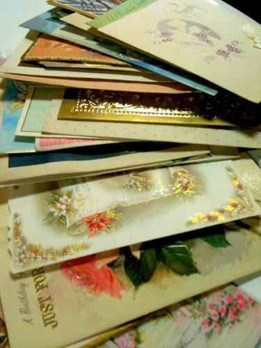 Vintage Greeting Cards!