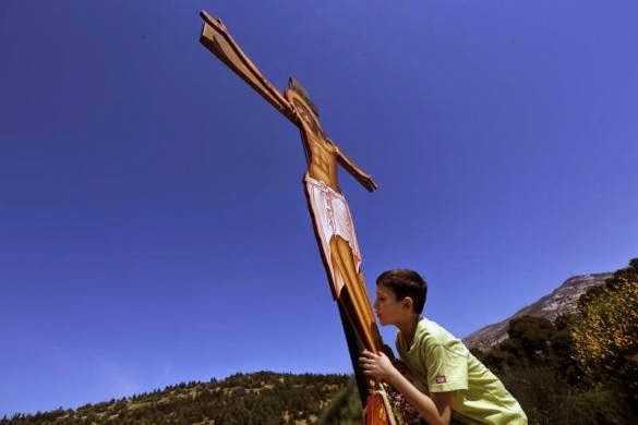 Αποτέλεσμα εικόνας για Κυριακή προ της Υψώσεως του Τιμίου Σταυρού ΑΚΤΙΝΕΣ