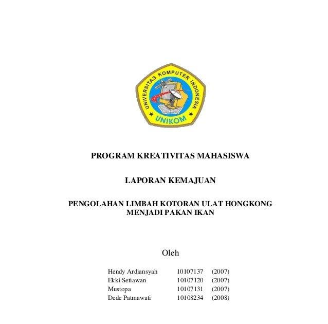 Contoh Proposal Kewirausahaan - Guru Ilmu Sosial