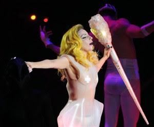 En la imagen, la cantante estadounidense Lady Gaga. EFE/Archivo