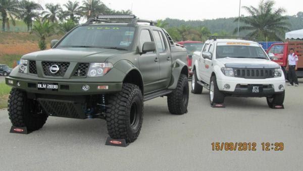 H U L K :: 2011 Nissan Navara D40 - The Navara Forum