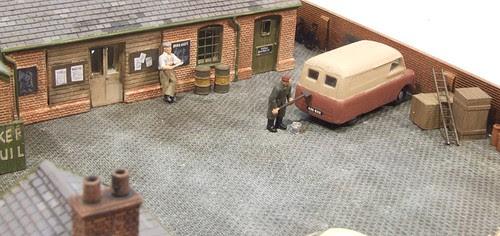 Builders Yard
