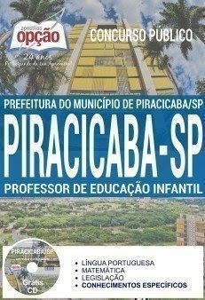 PROFESSOR DE EDUCAÇÃO INFANTIL
