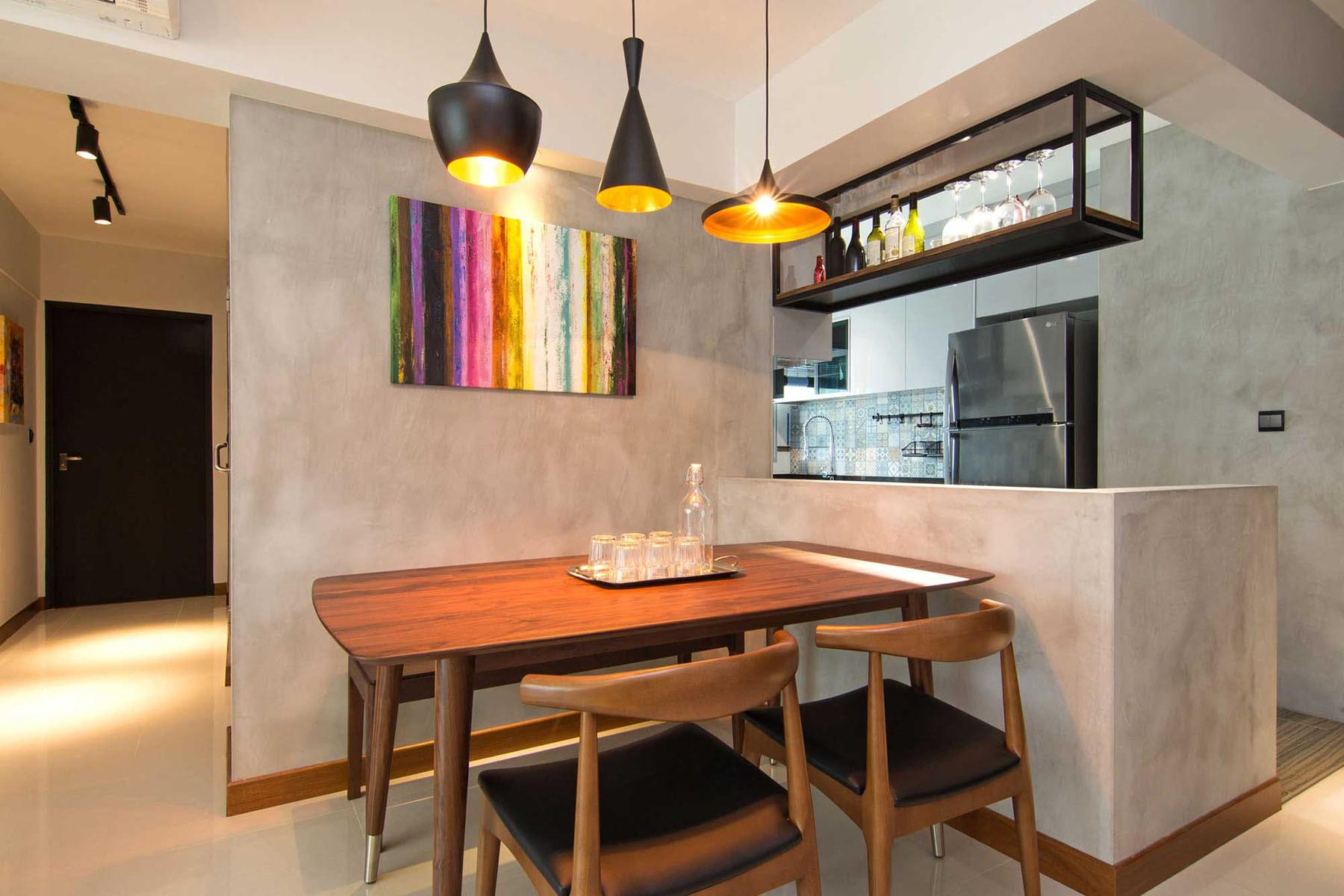 small house interior design singapore