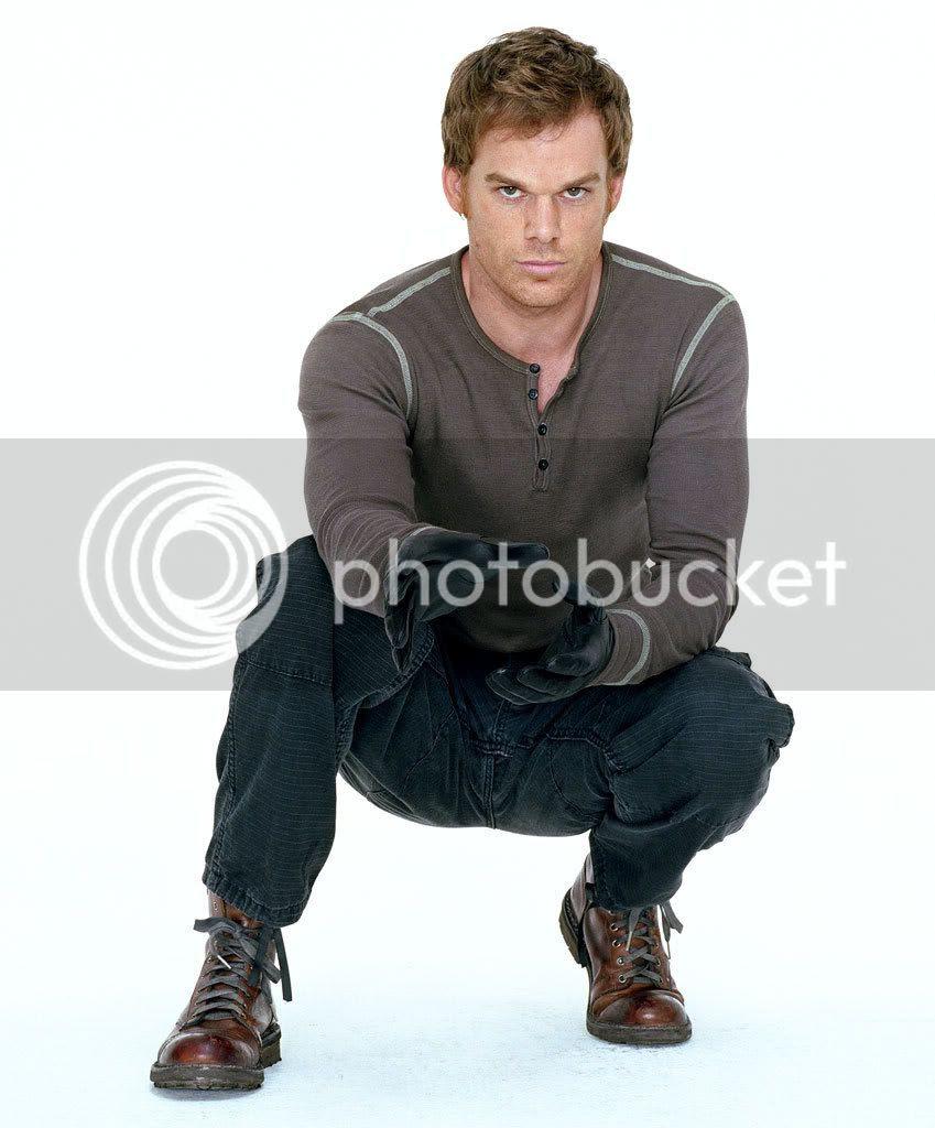 Michael C. Hall como Dexter