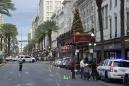 11 People Injured After a Shooting Near New Orleans' French Quarter