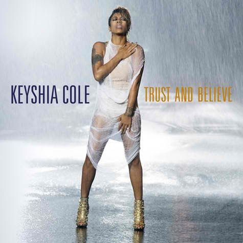 Trust & Believe (Single Cover), Keyshia Cole