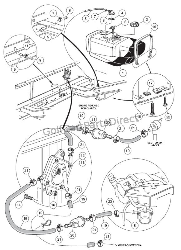 Ez Go Wiring Diagram For 94