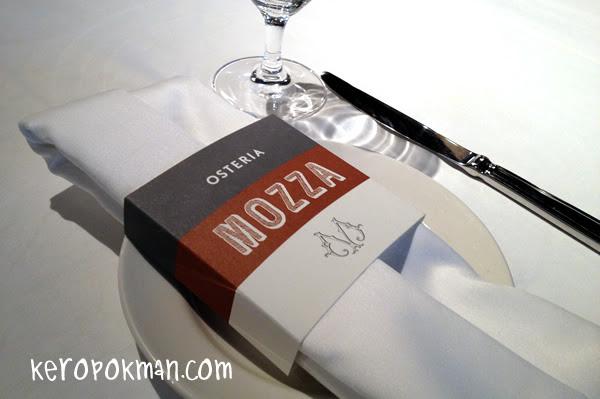 Osteria Mozza iPhone Photos
