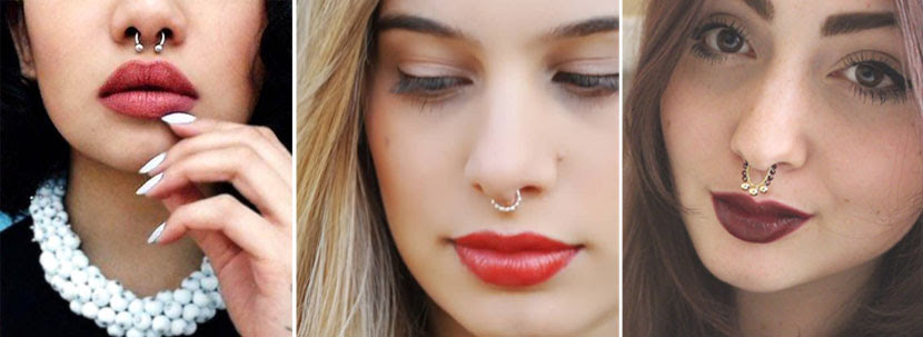 Fashion Nose Ringsjewelry Nose Ringscostume Jewelry Nose Rings