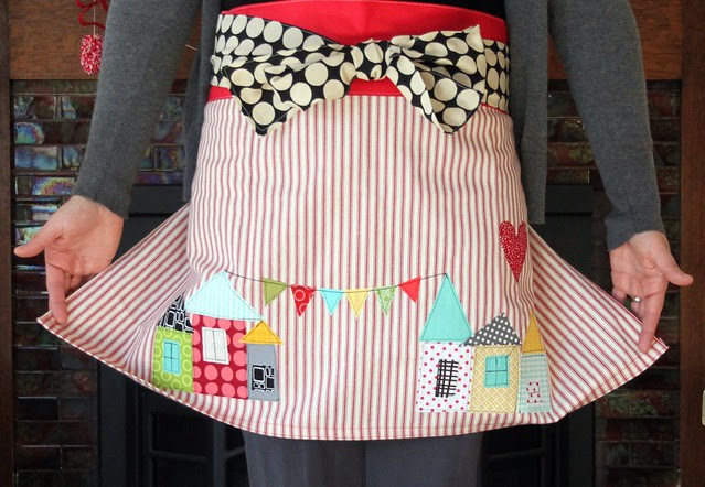 An apron for Mama