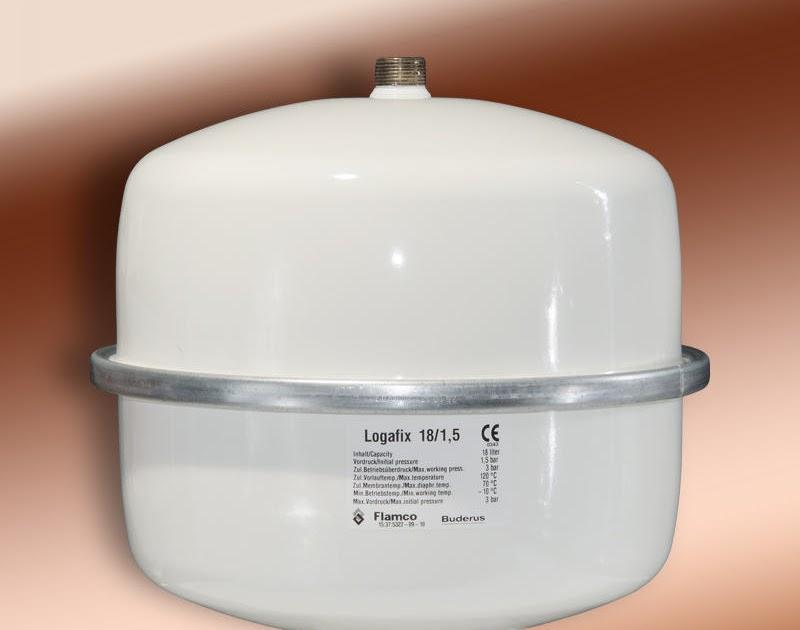 bau von geb uden ausgleichsbehalter heizung defekt 25 liter. Black Bedroom Furniture Sets. Home Design Ideas