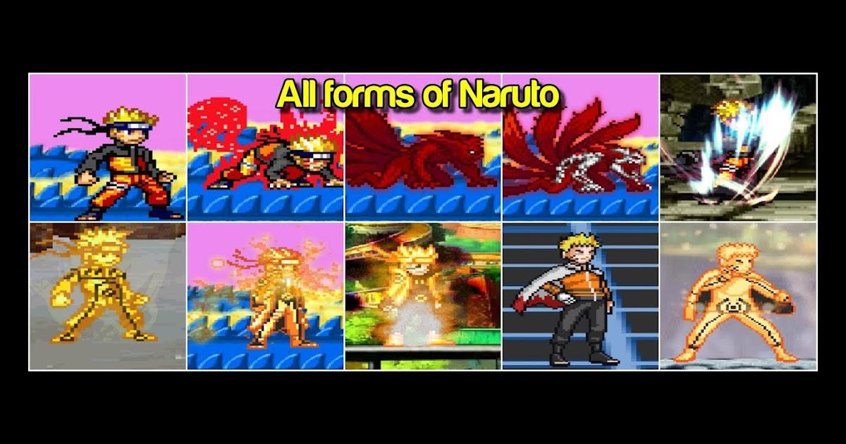Download File Ppsspp Naruto Ultimate Heroes 3 Ukuran Kecil