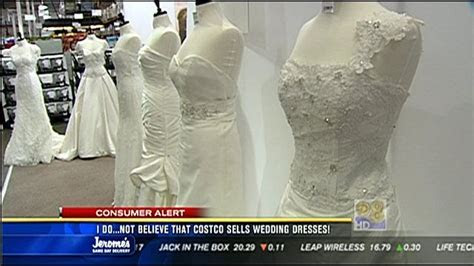 I do   not believe that Costco is selling wedding