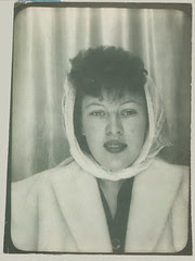 Photobooth woman