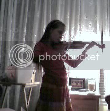 Natahsa Violin 2009