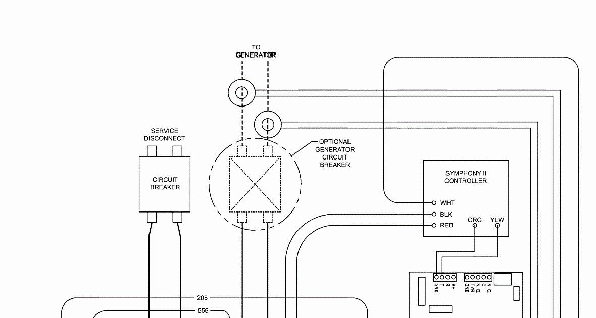 Control Wiring Diagram Ats