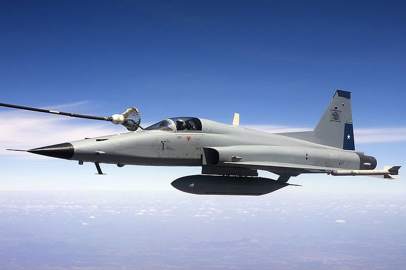File:Chile Air Force Northrop F-5E Tigre III Lofting-5.jpg