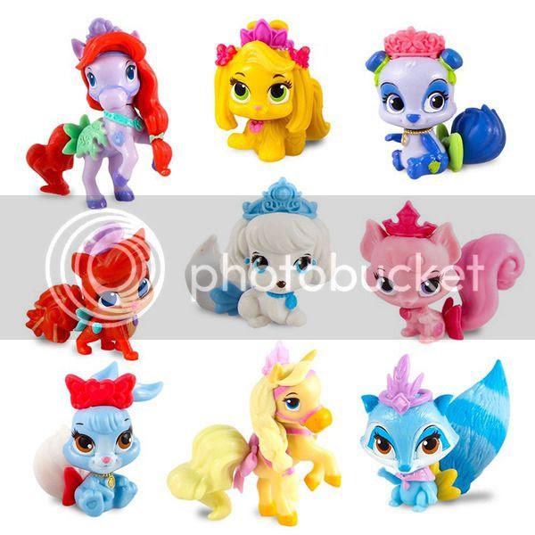 Disney Princess Palace Mini Pets (Set 2)