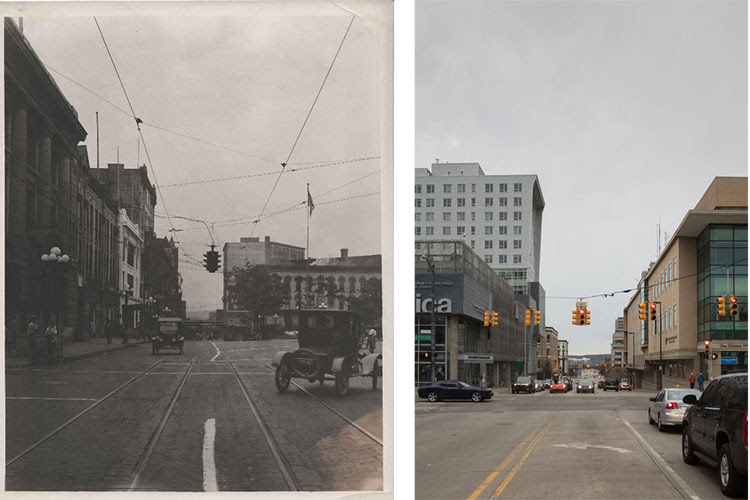 Grand Rapids Streets Of Old Still Tell Stories