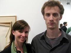 Ariel Dill and Elwyn Palmerton