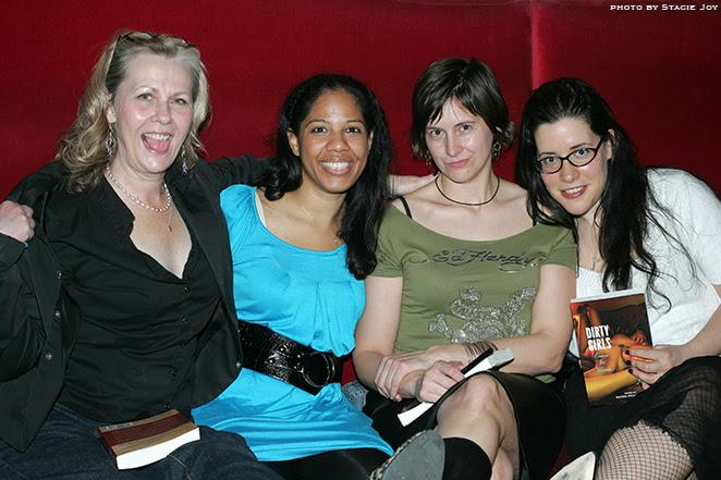 Dirty Girls contributors