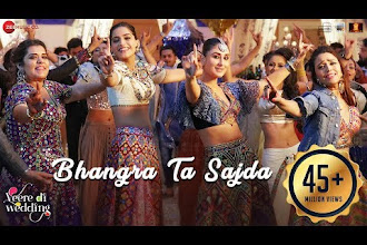 Bhangra Ta Sajda song released Today.