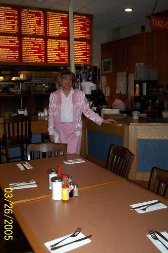 Me at Manny's hotdog diner 4/17/11