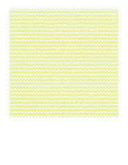 7x7 inch SQ JPG Chartreuse chevron SMALL SCALE