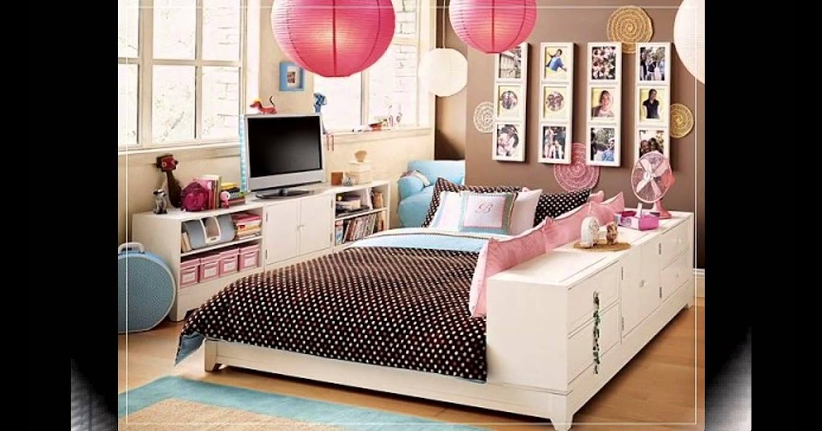 Ideas For Cool Teenage Bedroom Home Decor