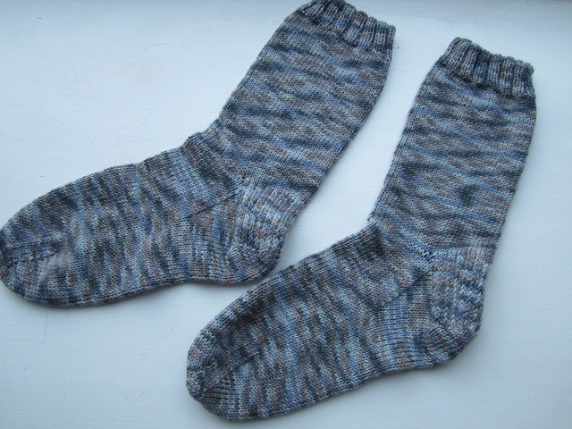Plain Vanilla sock no11 (1)