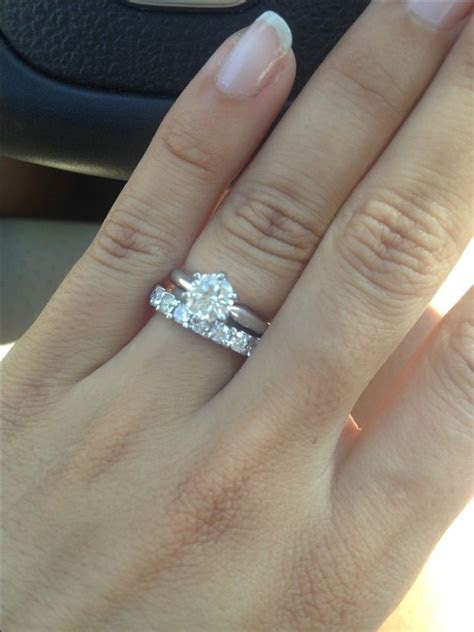 Best 25  Diamond wedding bands ideas on Pinterest