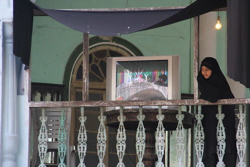 Zainab e Hazi neman  Khwahra Khuda Hafiz   Man Kai bi Alamdaram bai mueen bai yaram  Az hayat bai zaaram Khwahara Khoda Hafez by firoze shakir photographerno1