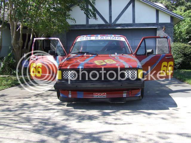 1984 Vw Gti Itb Racecar Florida Sccaforums Com Scca