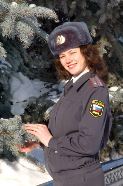Russian police mistresses from Belarus 48