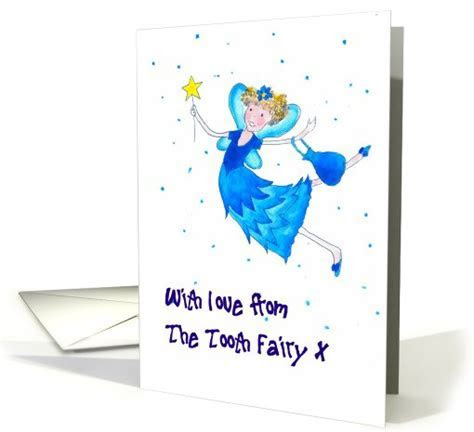 Greeting Card from the Tooth Fairy card (775229)