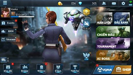 game phục kích mobile