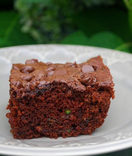 Chocolate Zucchini Cake 1