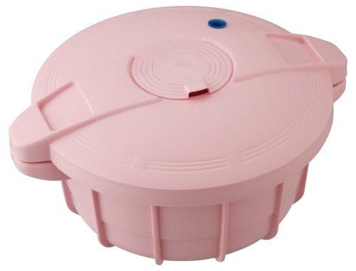 MEYER 電子レンジ圧力鍋 ピンク MPC-2.3PK