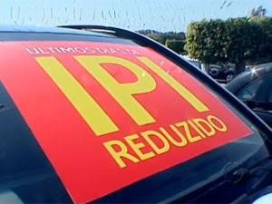 carros ipi (Foto: Reprodução/RPCTV)