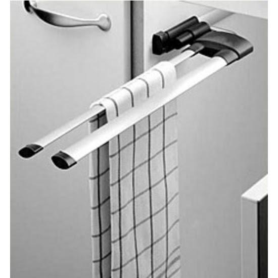 Towel Racks - Hafele 2 Bar or 3 Bar Extendable Towel Racks ...