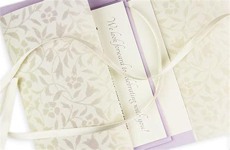 5 Vellum Wedding Invitation Ideas You Can Do