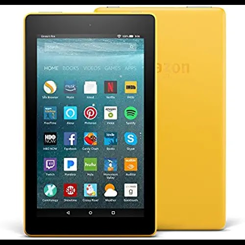 A Kindle World blog: Amazon's new, updated Fire tablets ...
