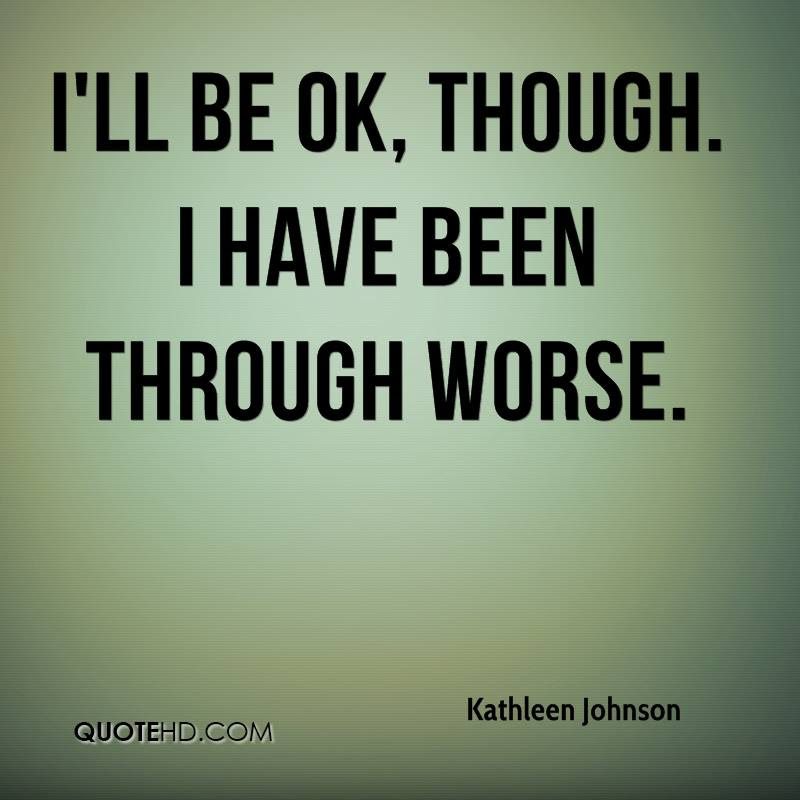 Kathleen Johnson Quotes Quotehd