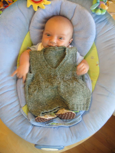Jillian's vest