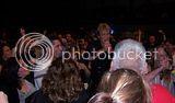 John Cafferty in audience