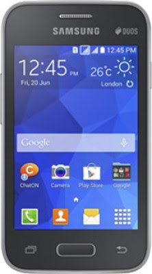 Android 4.4.2 phone with 2 MP camera and Dual sim